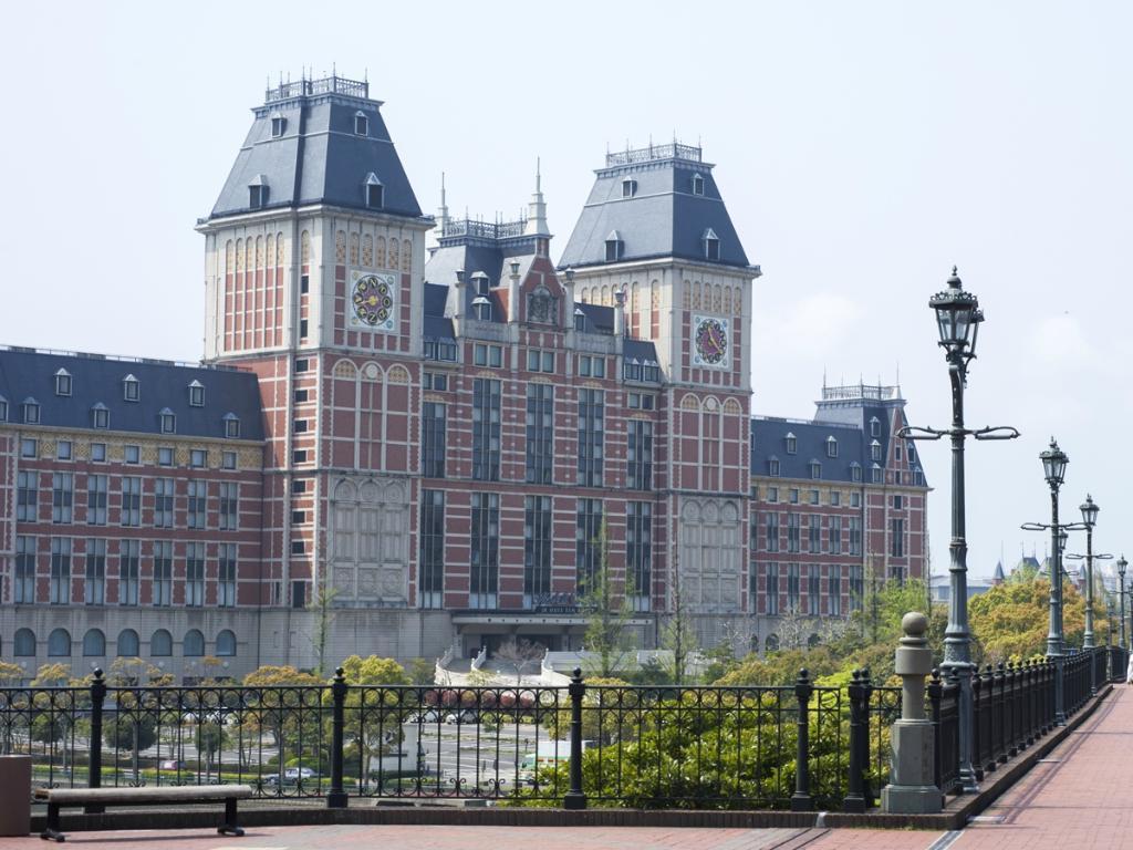 Hotel Okura JR Huis Ten Bosch