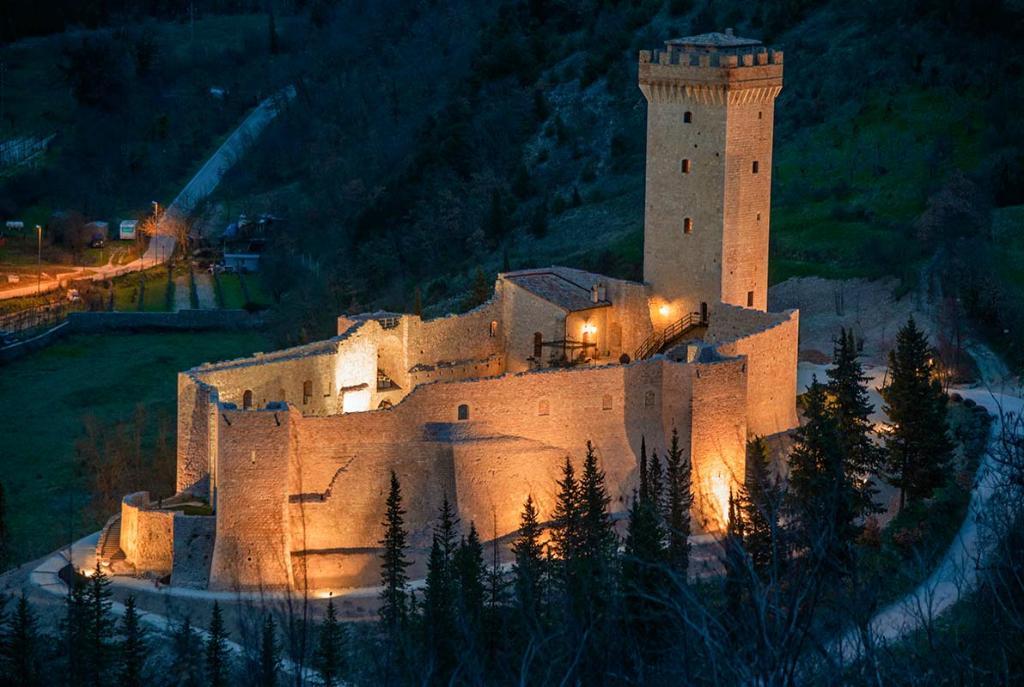La Rocca dei Trinci