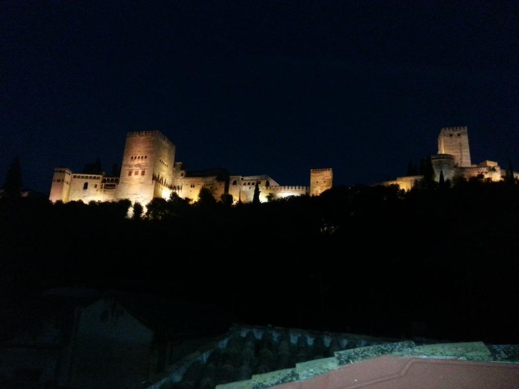 Apartamentos Turisticos Vista Alhambra