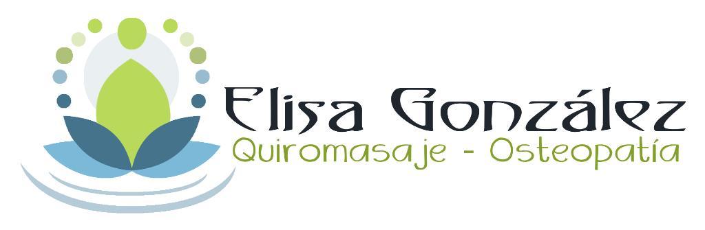 Elisa Gonzalez Quiromasaje-Osteopatia