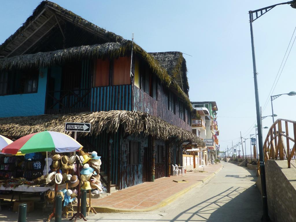 Mochica Sumpa Hostel