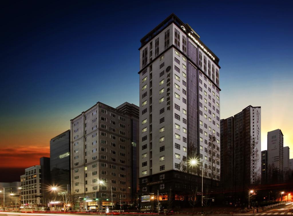 Seocho Artnouveau City lll