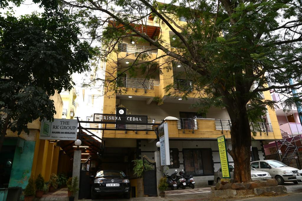 Krishna Cedar Service Apartment