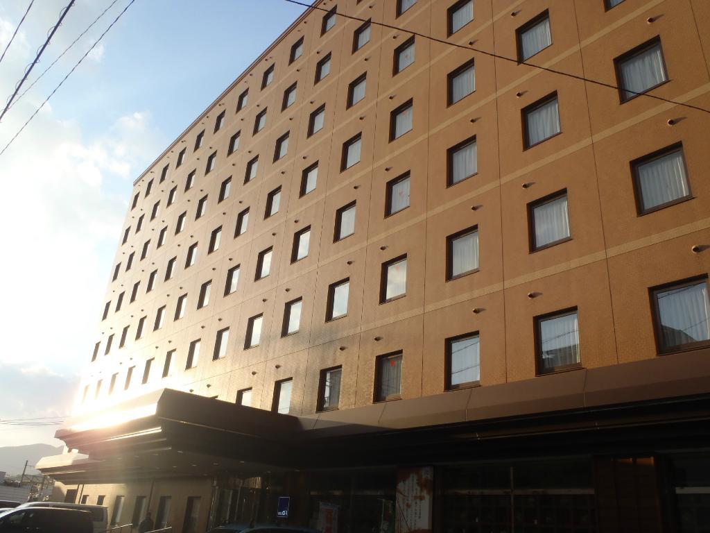ホテル アルファーワン 尾道