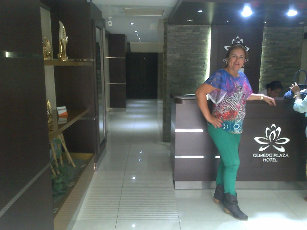 Olmedo Plaza Hotel