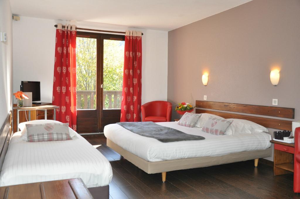Hotel le Feug