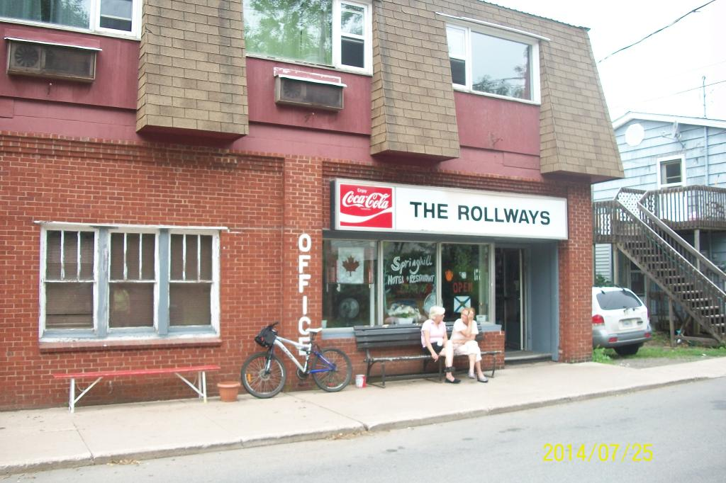 The Rollways Motel And Restaurant