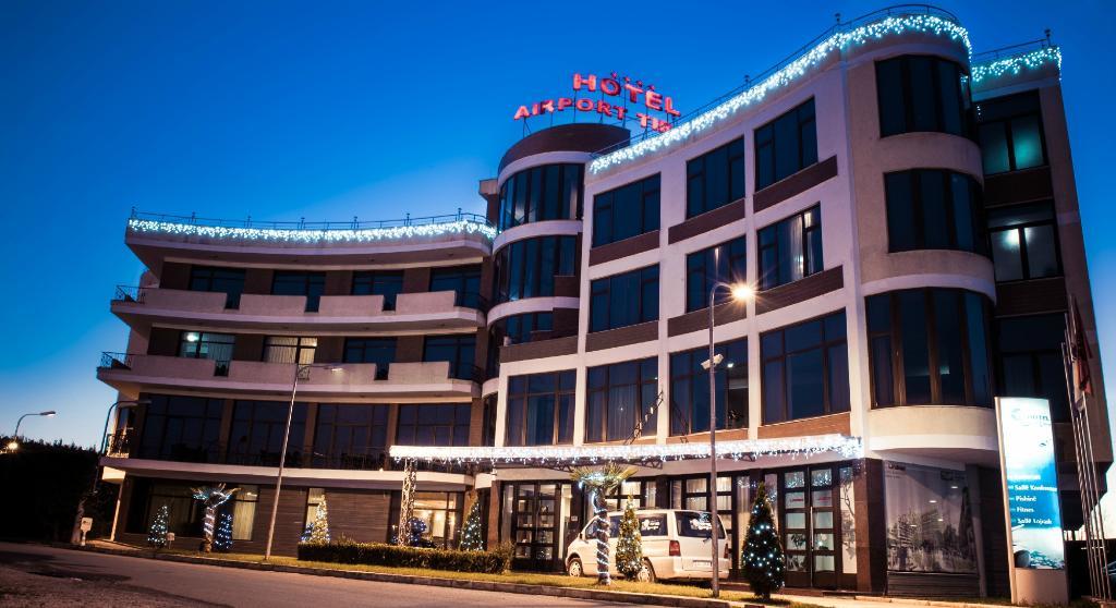 エアポート ティラナ ホテル