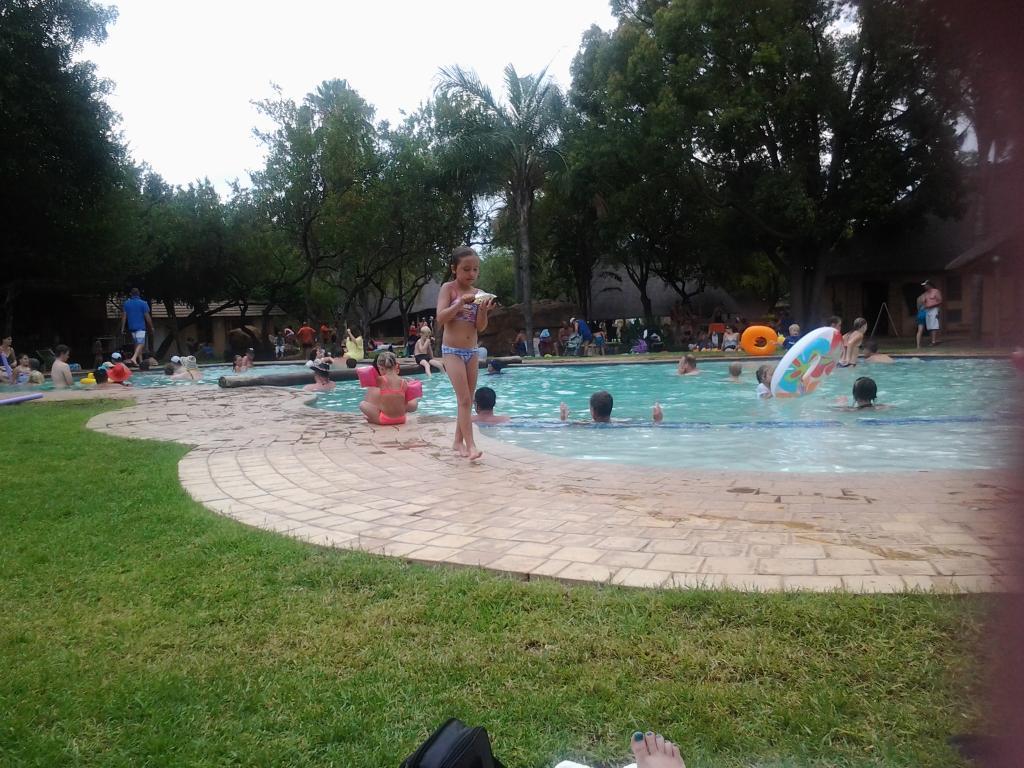 Kokoriba Game Reserve - Caravan Park