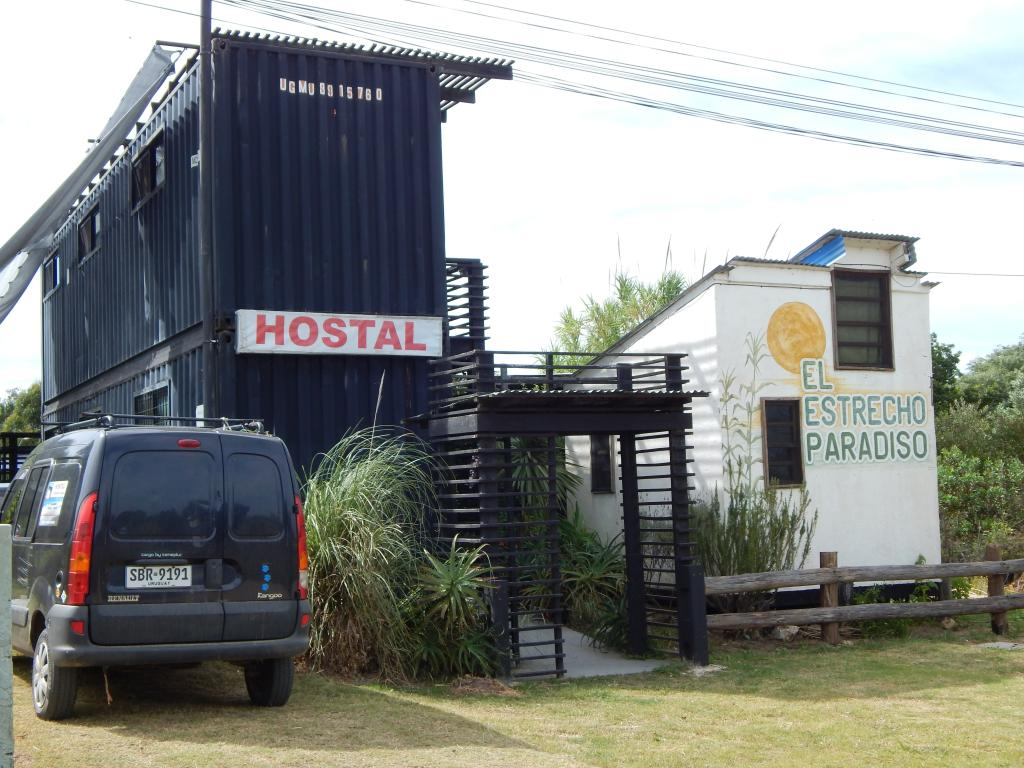 Hostel El Estrecho Paradiso