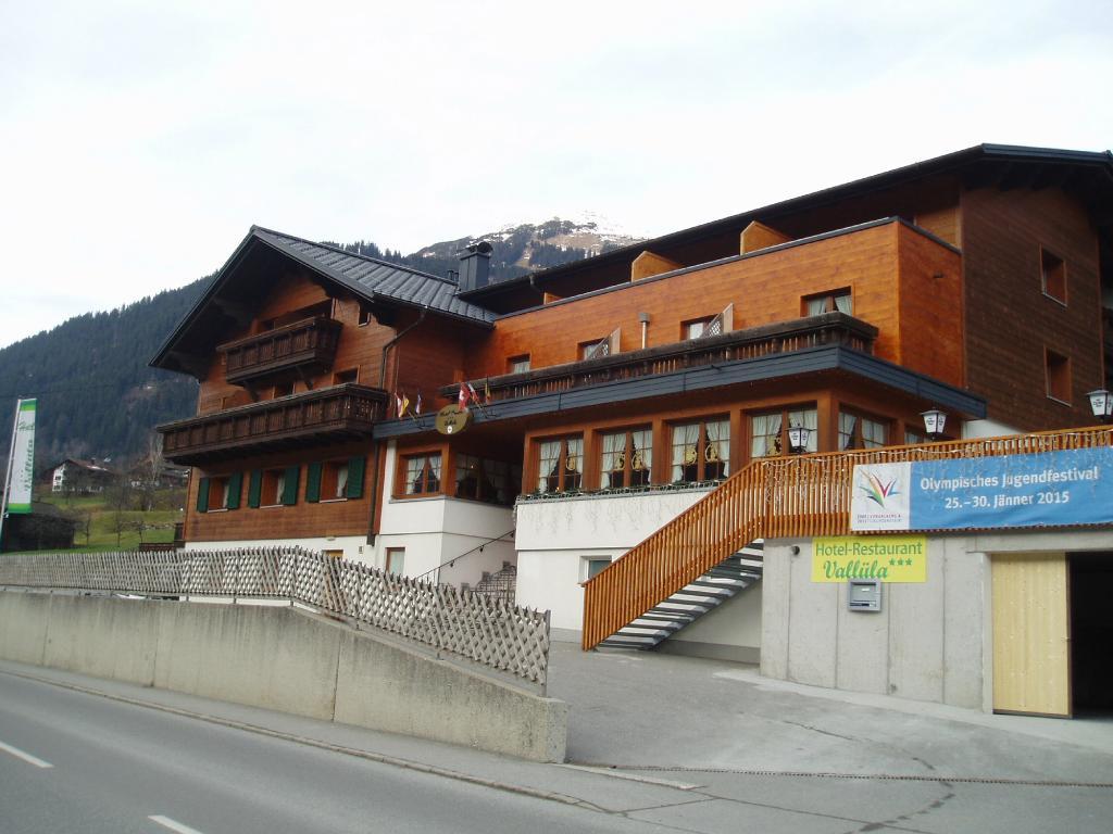 Hotel Vallula