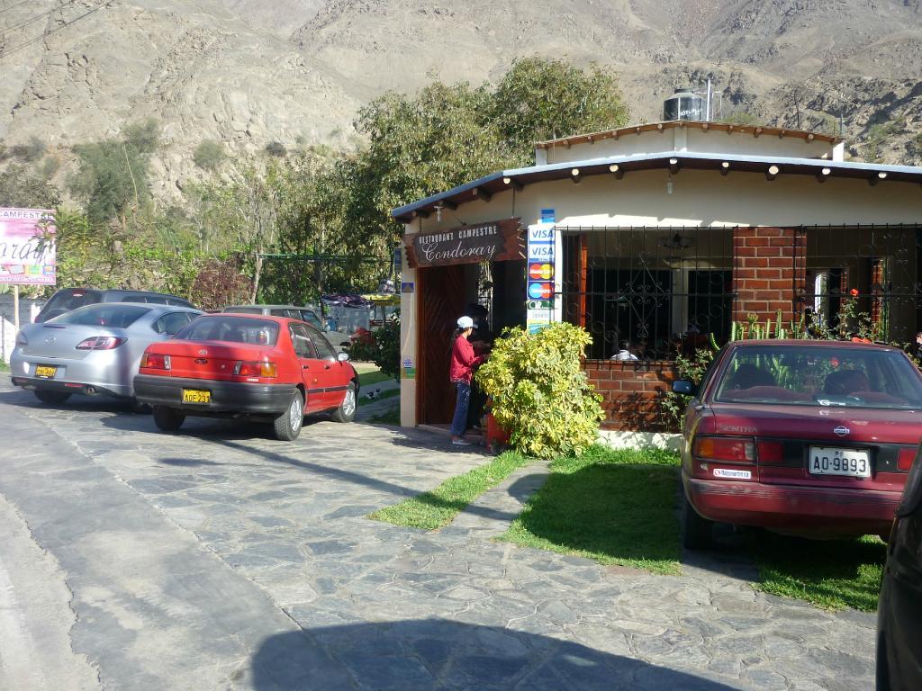 Restaurante-Hospedaje Condoray