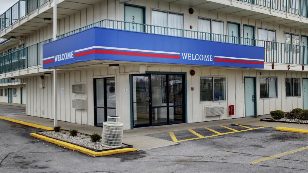 モーテル 6 ルイビル ノース ジェファーソンビル
