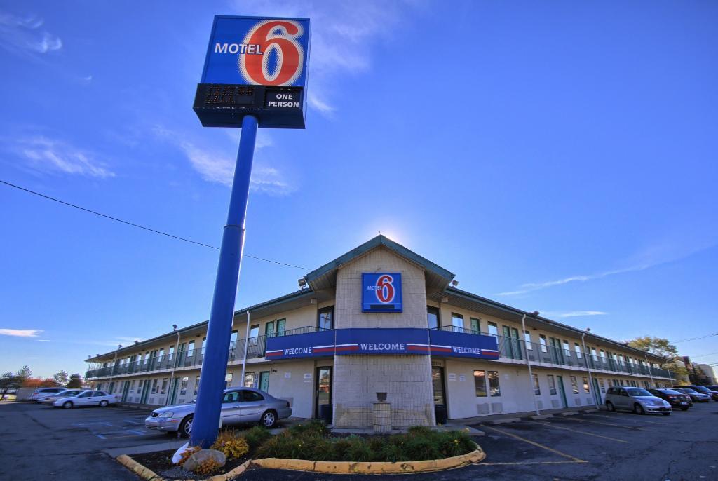 モーテル 6 デトロイト ノースウェスト - マディソン ハイツ