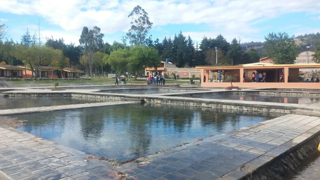 Complejo Turistico de Banos del Inca