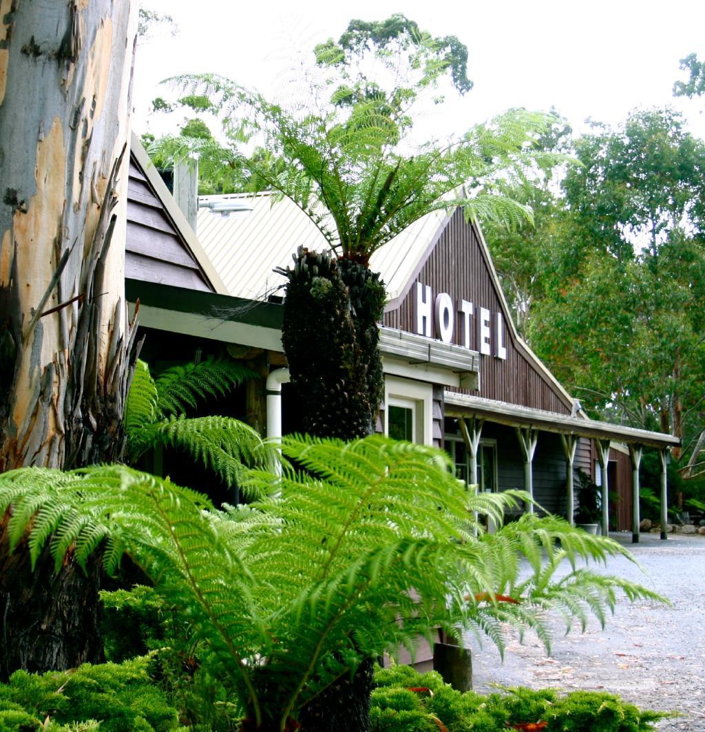 Derwent Bridge Wilderness Hotel