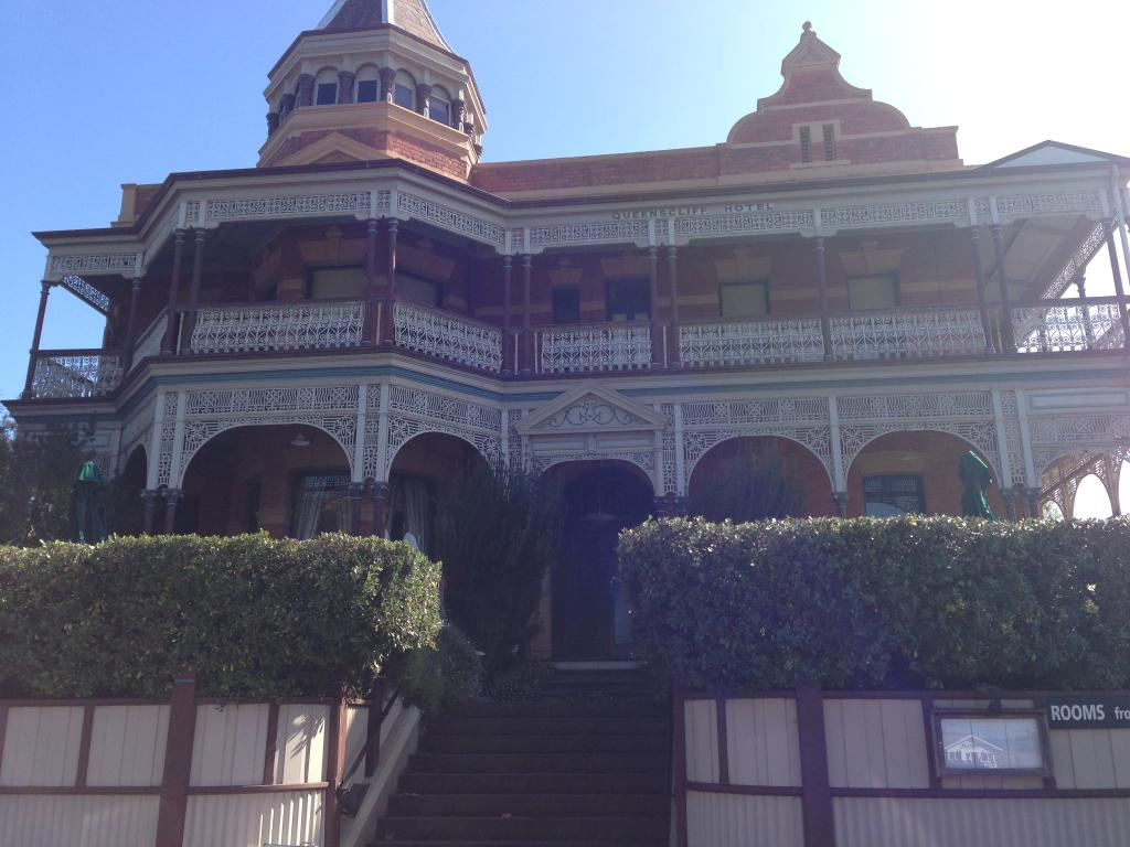 The Queenscliff Hotel
