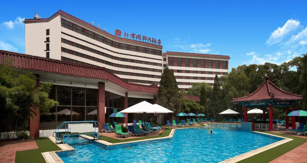 โรงแรมซิโน-สวิส ปักกิ่ง แอร์พอร์ท