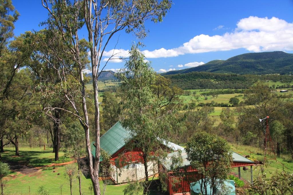 Destiny Boonah Eco Cottages and Donkey Farm
