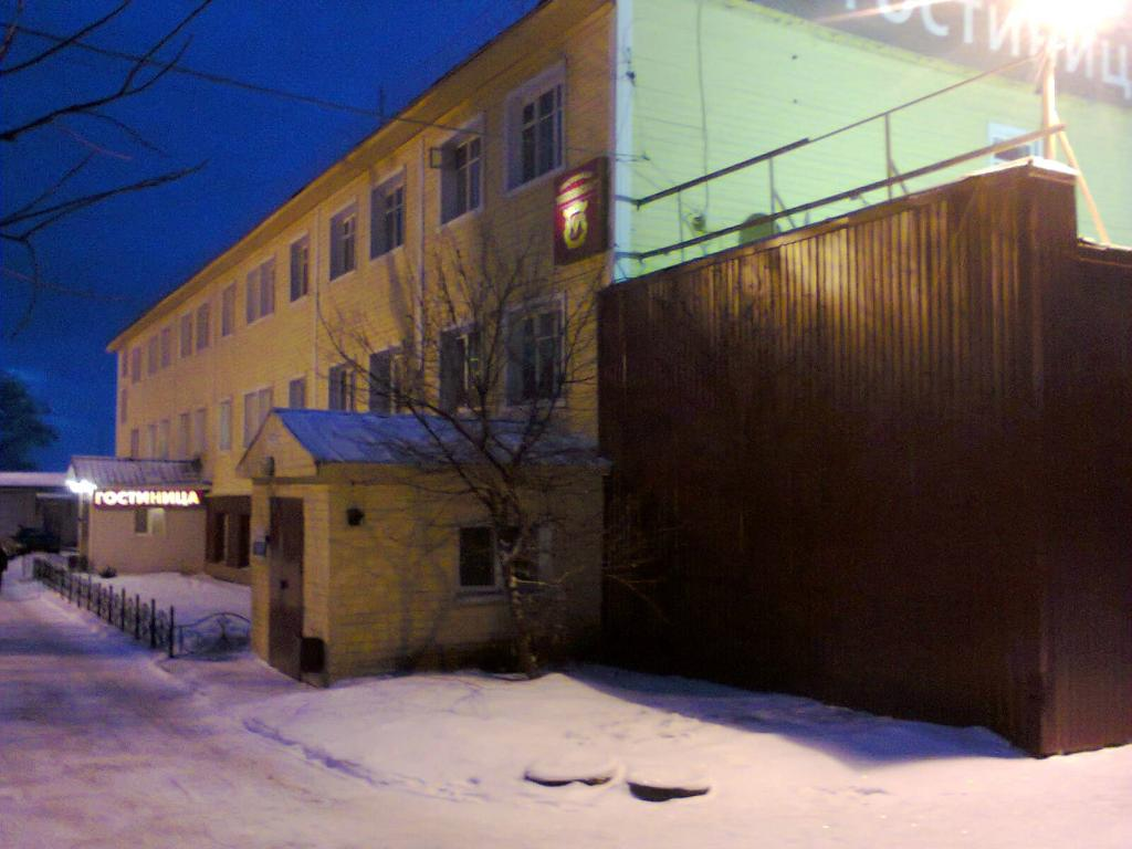 Lososinskaya Hotel