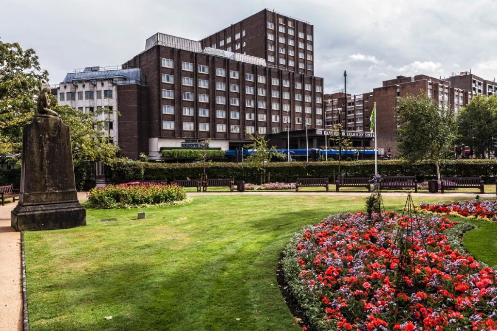โรงแรมดานูเบียส รีเจนจ์ พาร์ค