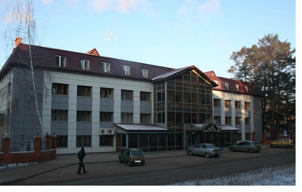 Hotel Complex Derbishky