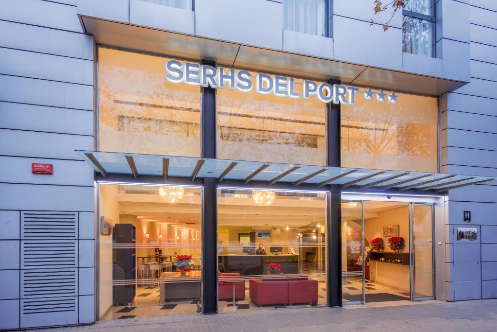 Serhs Del Port Hotel