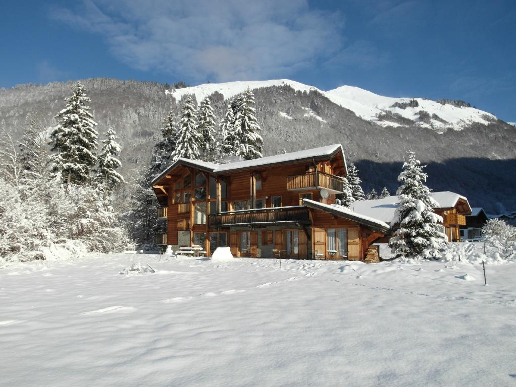 Alikats Mountain Holidays - Chalet de l'Ange