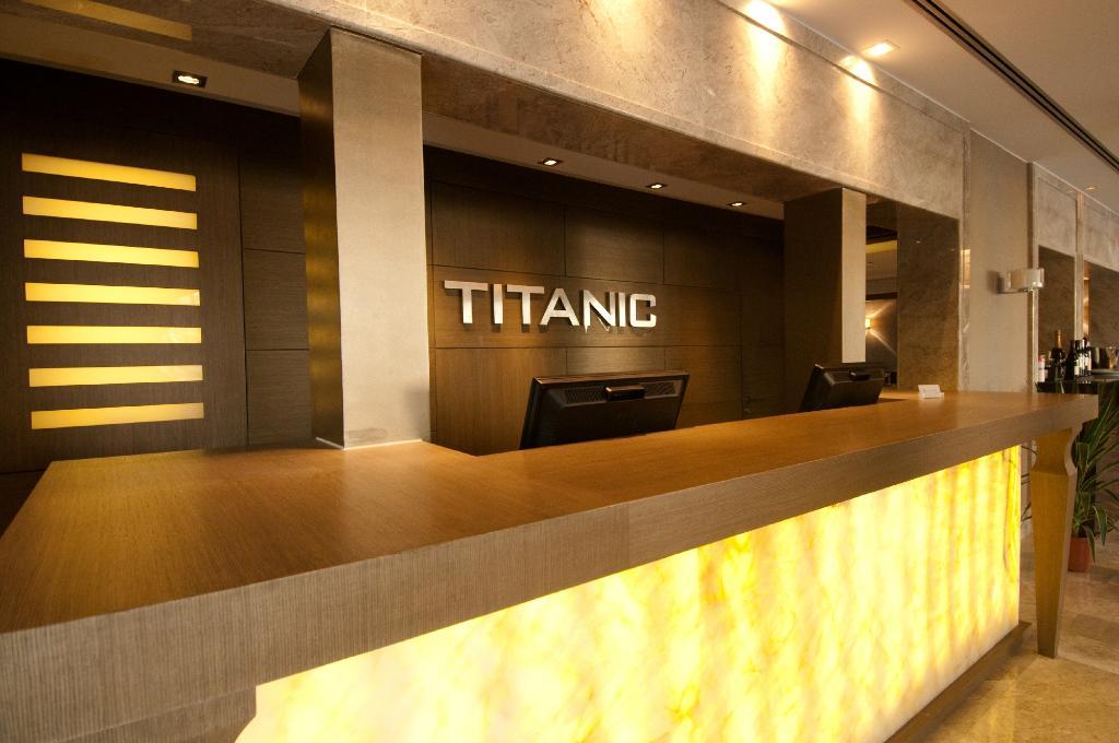 Titanic Comfort Hotel Berlin Mitte