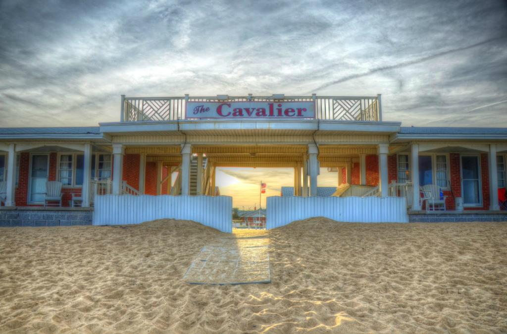 Cavalier by the Sea