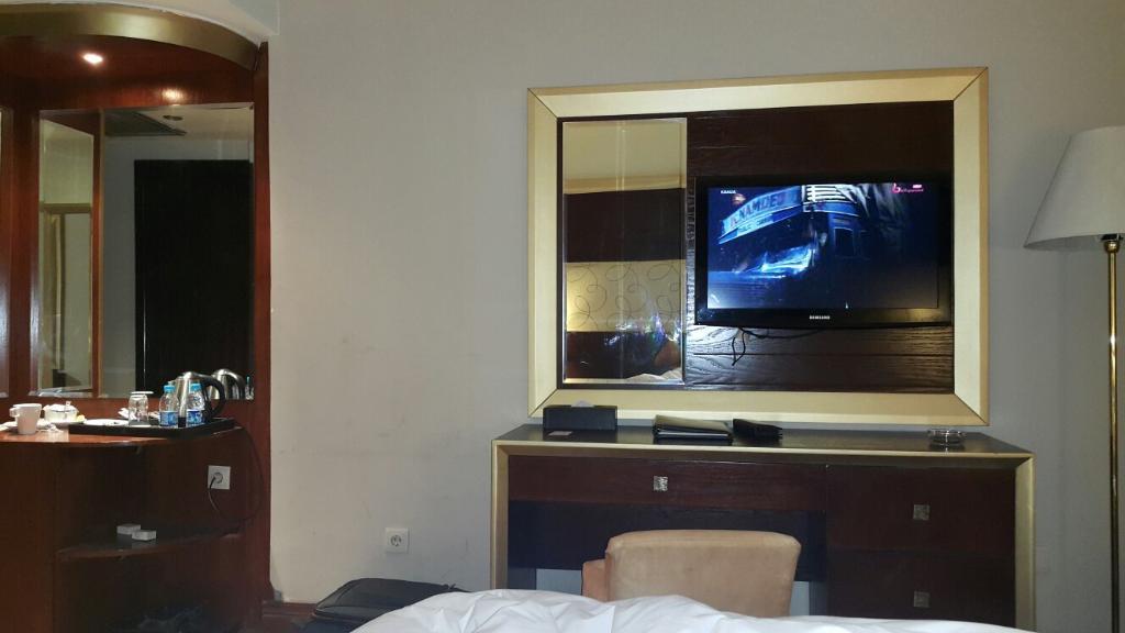 蘭花曼蘇爾飯店