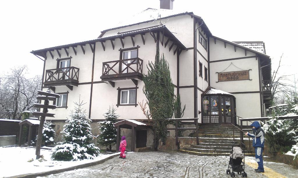 Alpyisky Dvor Hotel