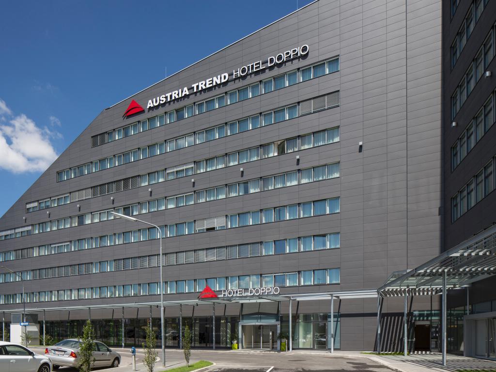โรงแรม ออสเตรียเทรนด์ ดอปปิโอ