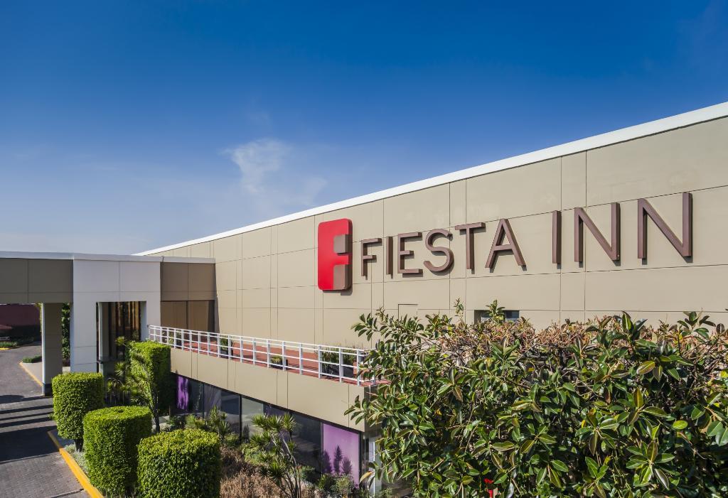 Fiesta Inn Aeropuerto Ciudad de Mexico