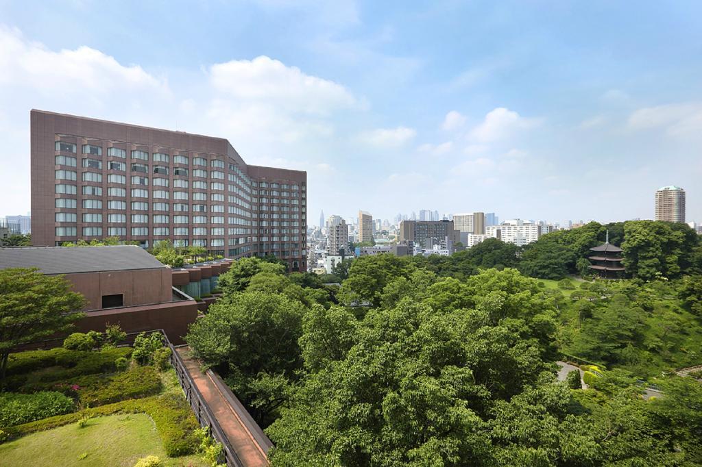 東京椿山莊飯店