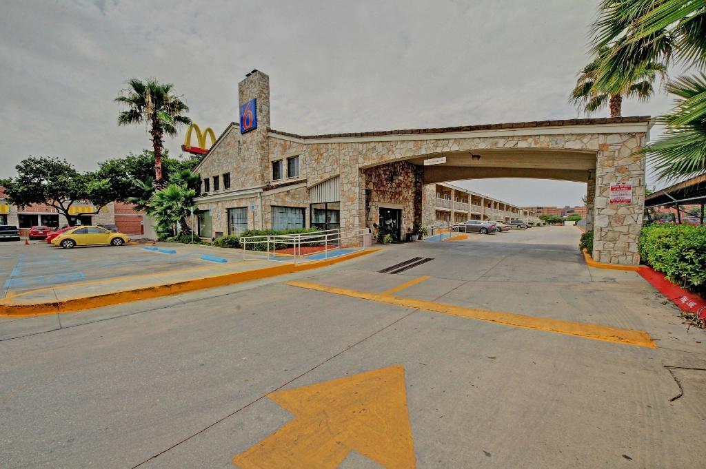モーテル 6 サン アントニオ ダウンタウン - マーケット スクエア