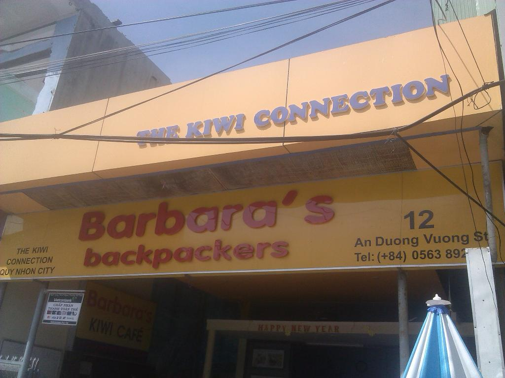 Barbara's Backpackers