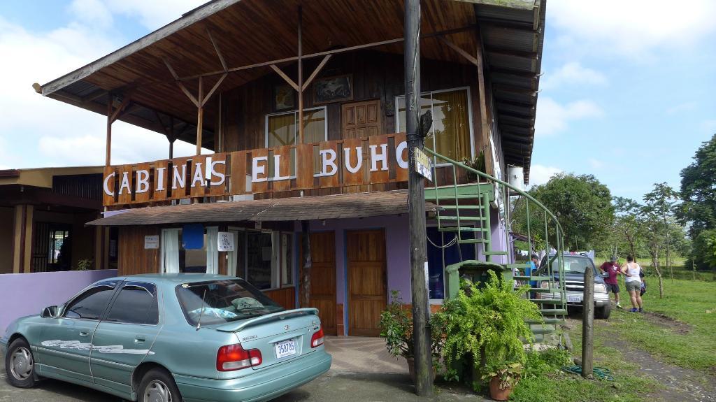 Cabinas El Buho