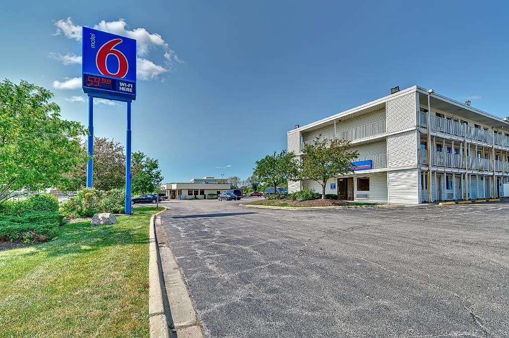 모텔 6 시카고 사우스웨스트 - 오로라