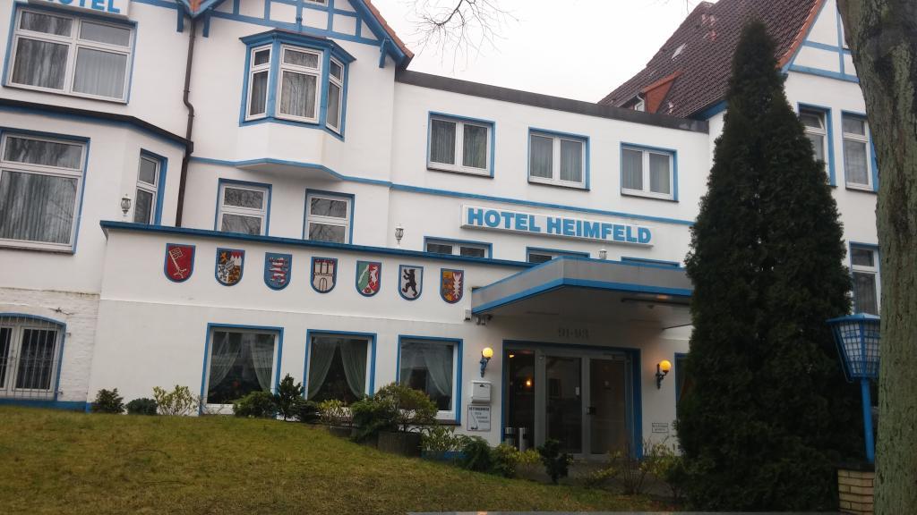 Hotel Heimfeld Hamburg