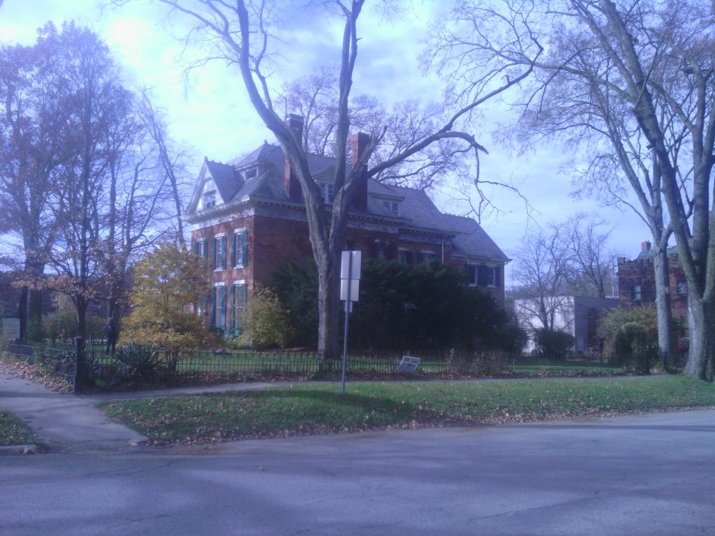 The Burr House