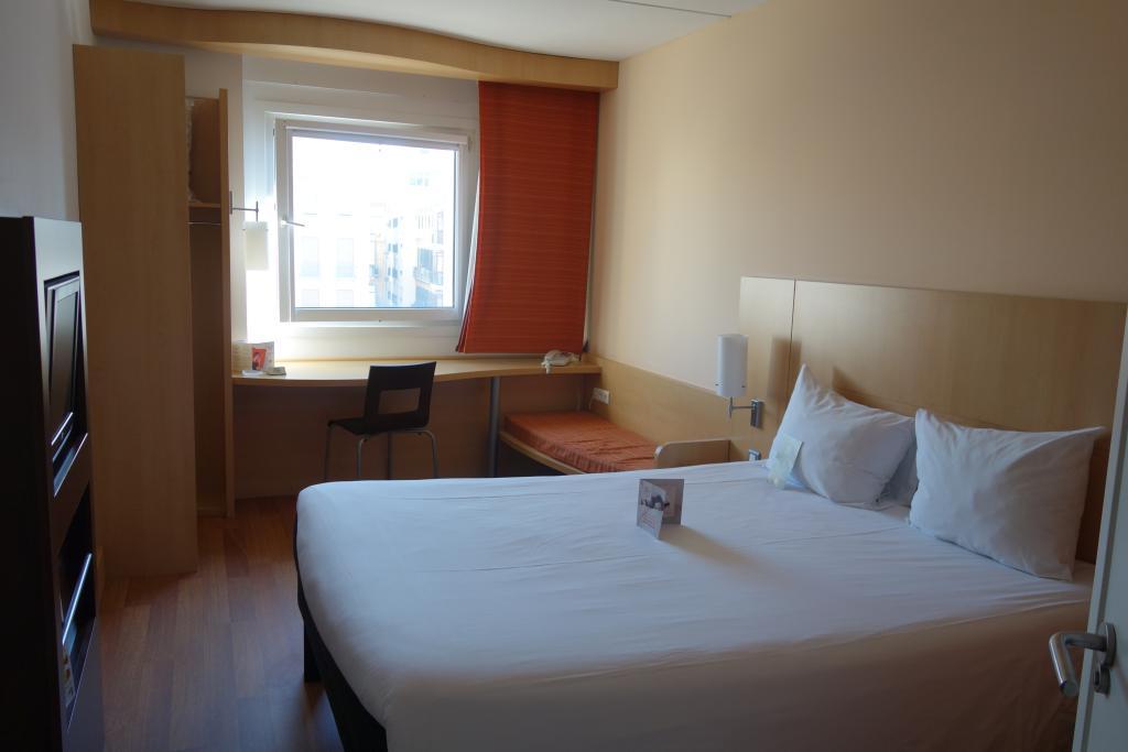 宜必思馬拉加中心酒店