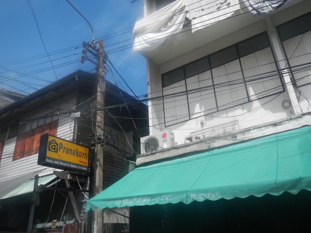 At Phranakorn Inn