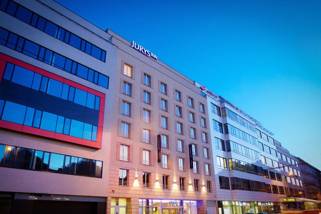 ‪Jurys Inn Prague‬