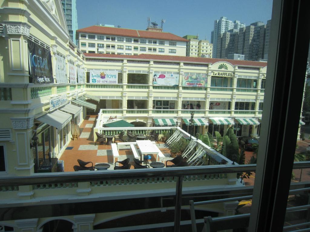 나라 스위트 레지던스 방콕