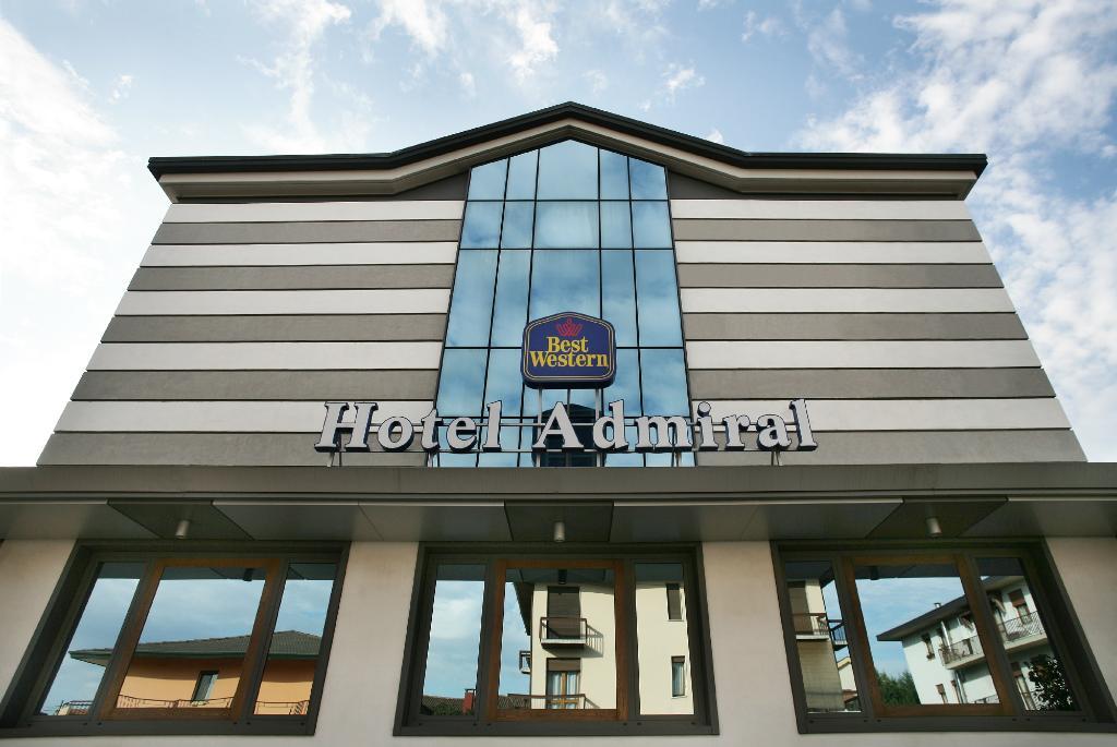BEST WESTERN Hotel Admiral