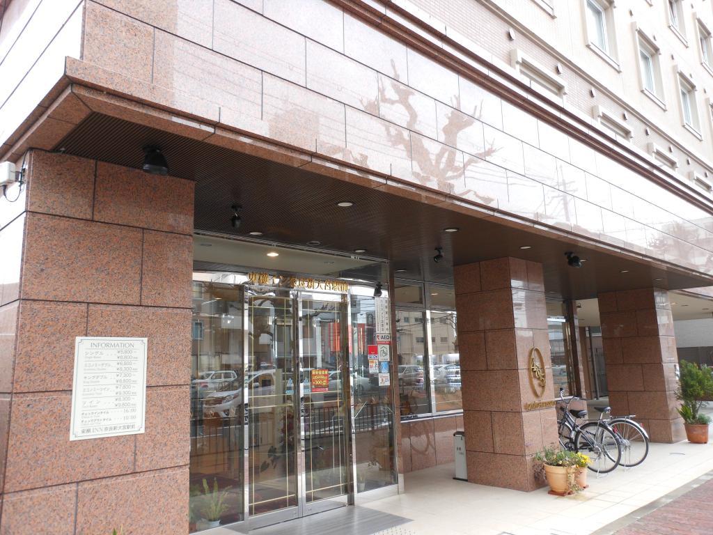 Toyoko Inn Nara Shin Omiya Ekimae