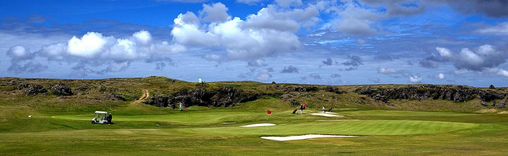 ‪Grindavik Golf Course‬