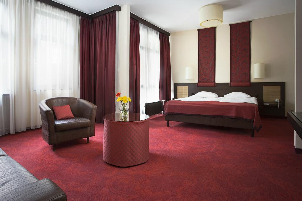 Rubin Wellness & Conference Hotel Budapest