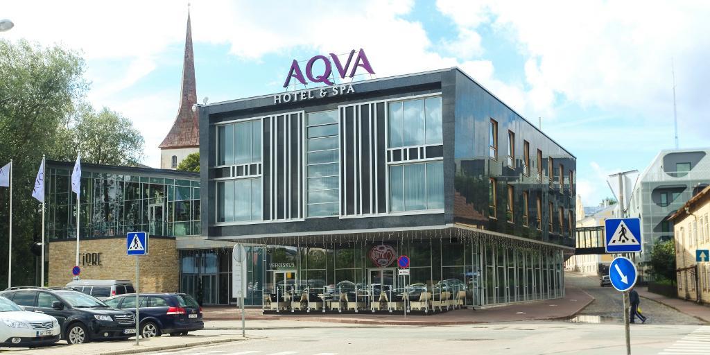 Спа-отель Aqva